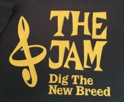 Jam dig the new breed Tshirt